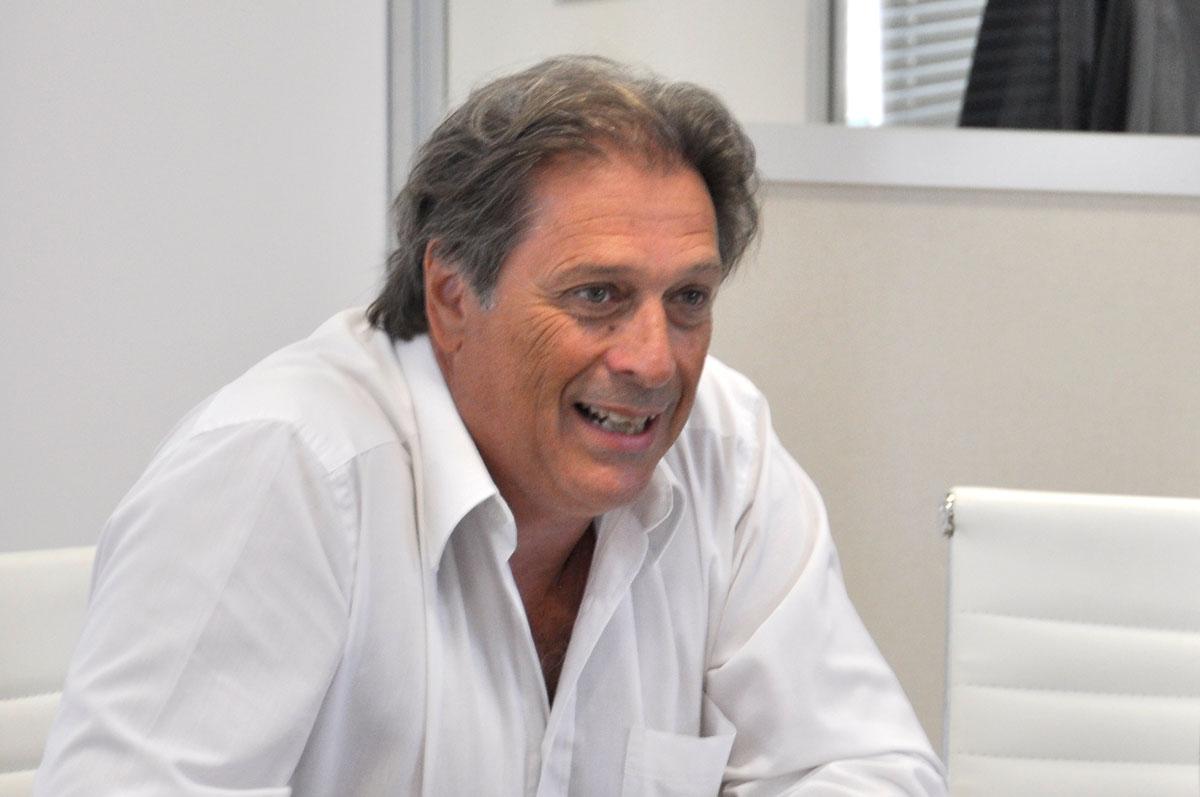 Entrevista al Presidente de La. Te. Andes S. A. Lic. Roberto Hernandez.
