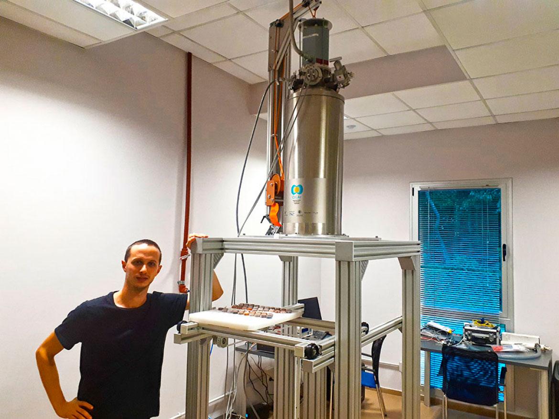 Compartimos la entrevista del Instituto Balseiro al Ing. Nicolás Hernandez