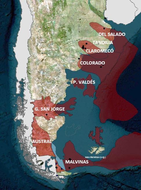 Cuencas hidrocarburíferas argentinas
