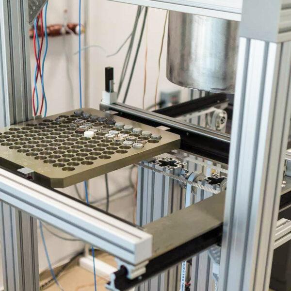 Cri.Ar. Magnetómetro Criogénico Argentino