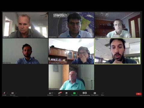 Imagen 2 - LA.TE. ANDES presente en el Virtual Research Symposium de la AAPG