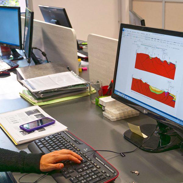 Modeling / Development of interpretive analysis