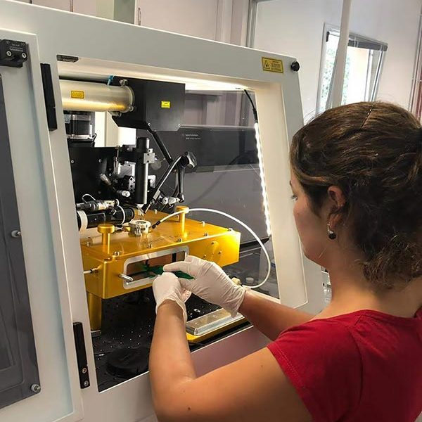 Setting up the RESOLution SE laser ablation system