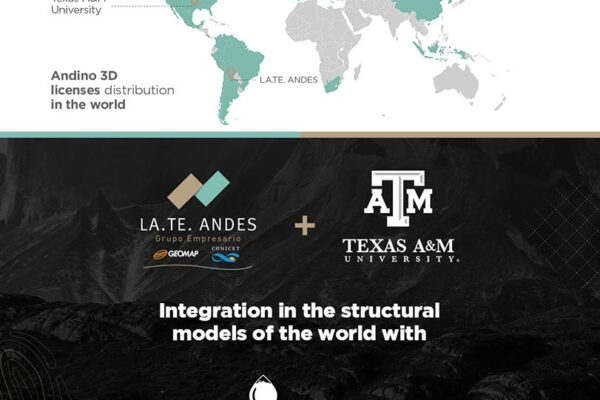 We signed an agreement with Texas A&M University