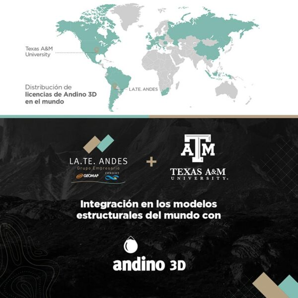 Firmamos convenio con la Universidad Texas A&M - LA.TE. ANDES